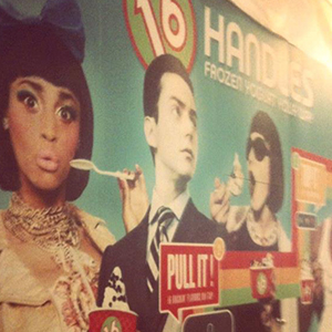 16 Handles - Ad Campaign